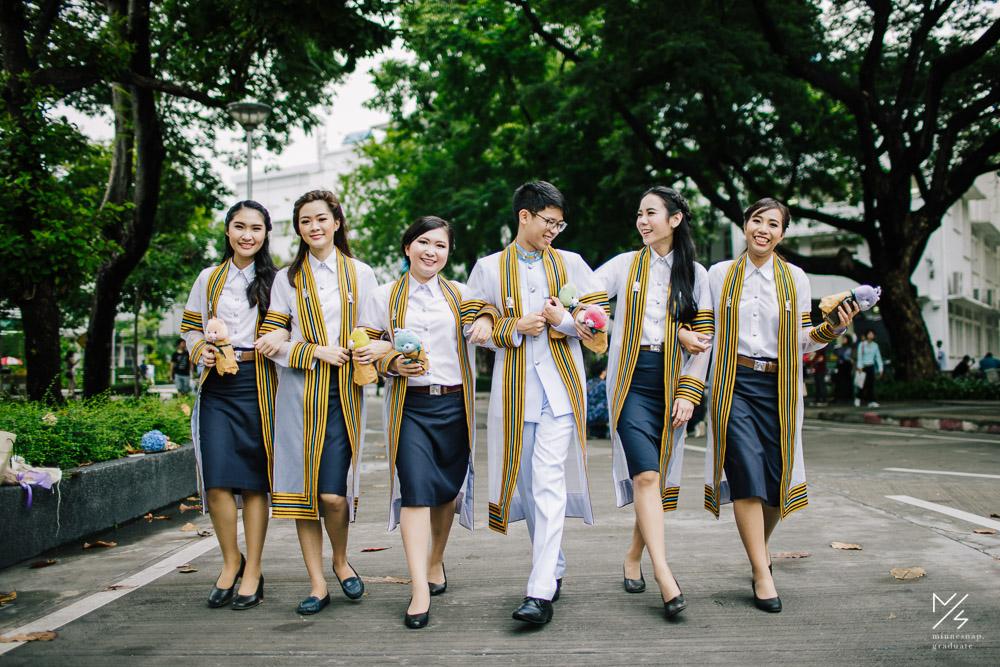 รับปริญญา จุฬา น้องปอย จุฬาลงกรณ์มหาวิทยาลัย Chulalongkorn