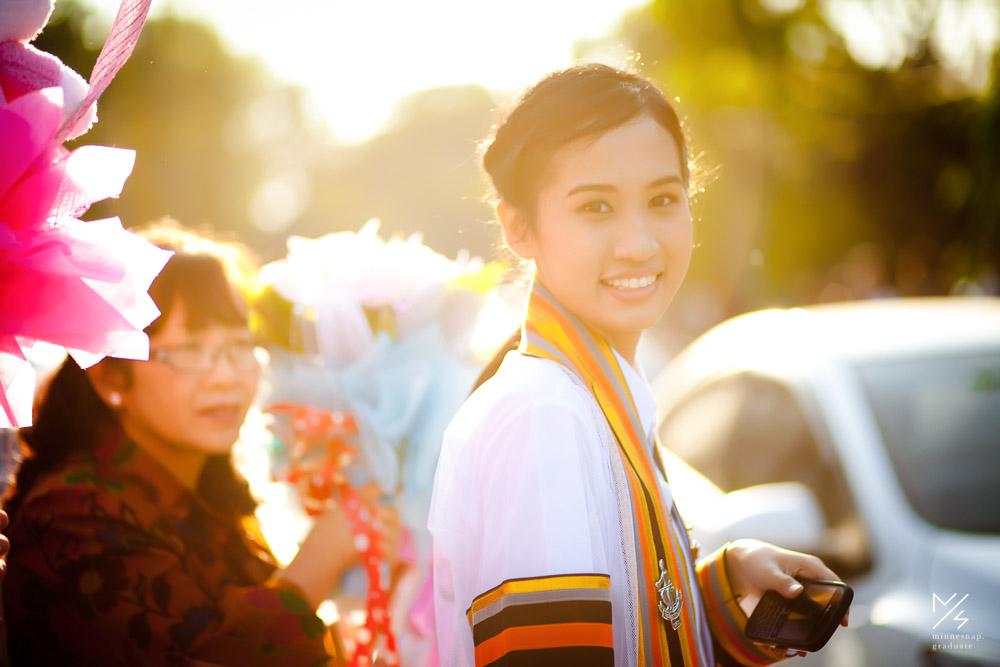 รับปริญญามหาวิทยาลัยนเรศวร น้องกี๋ Naresuan University