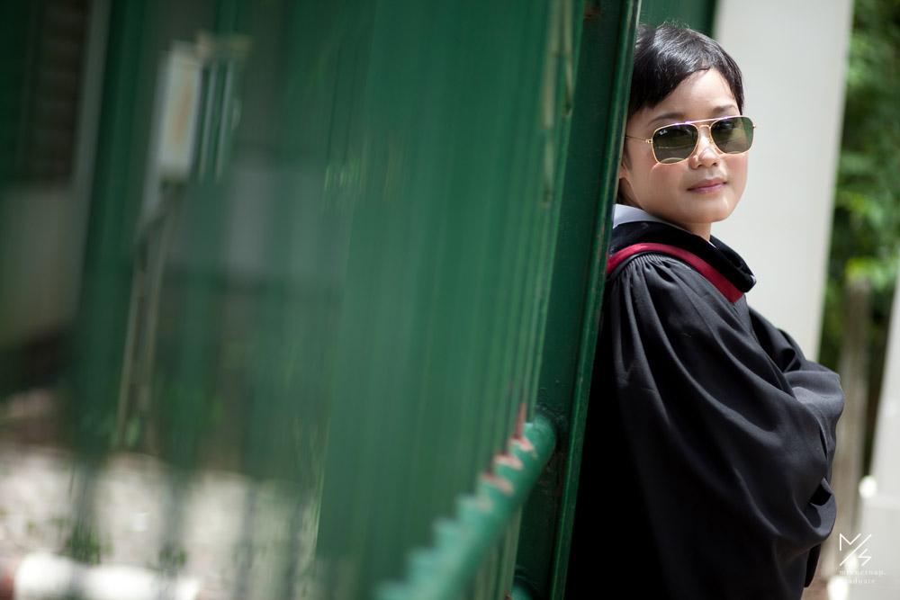 silpakorn university graduation ging 20
