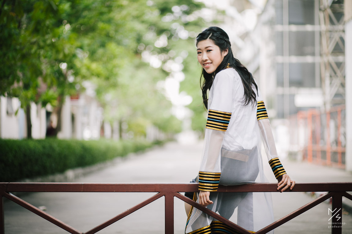 chulalongkorn university thailand graduated mint 11
