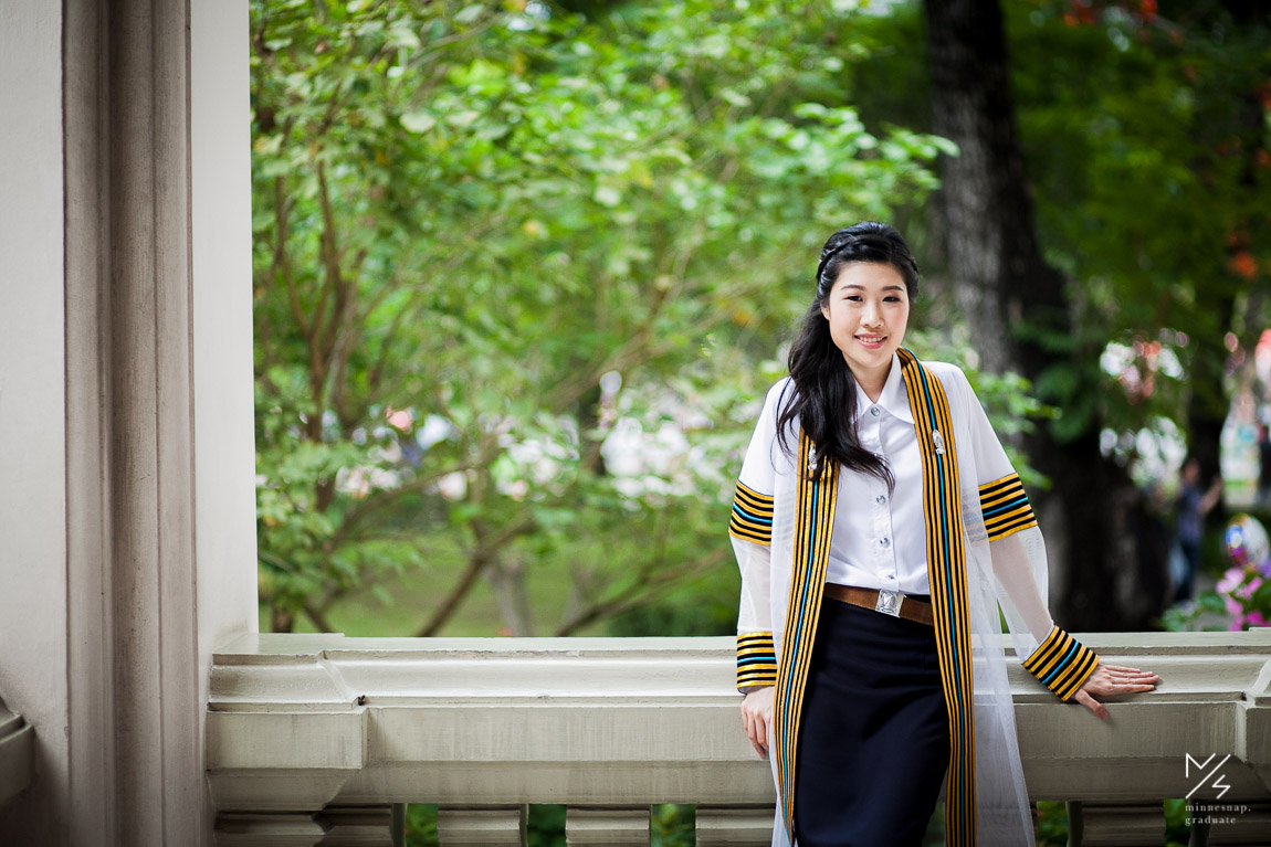 chulalongkorn university thailand graduated mint 15