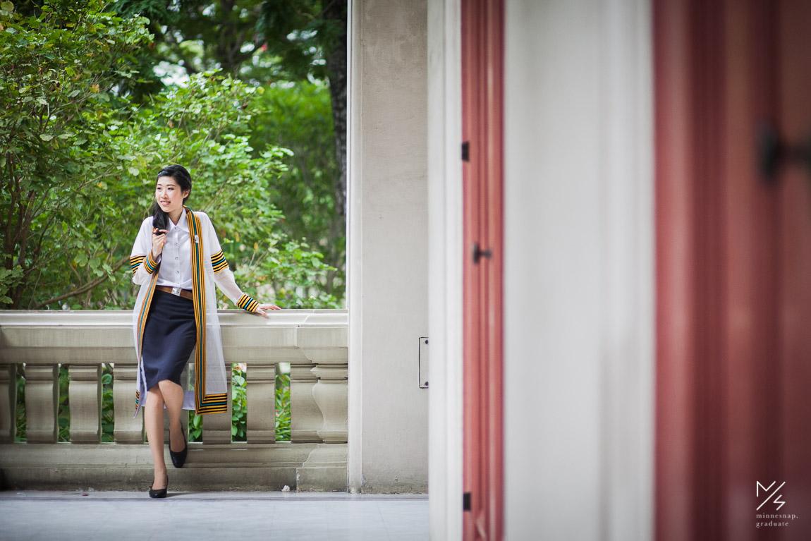 chulalongkorn university thailand graduated mint 16