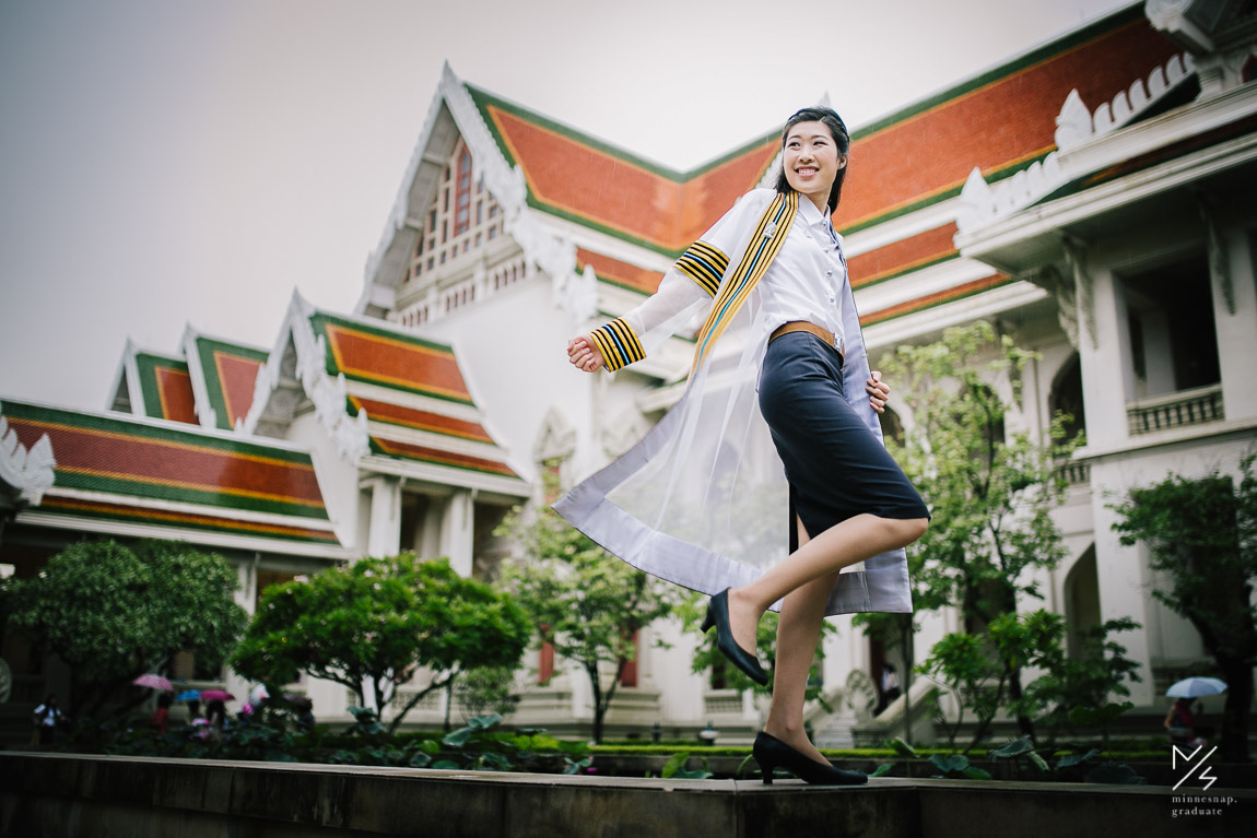 chulalongkorn university thailand graduated mint 19