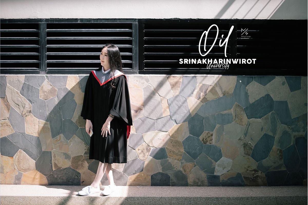 resize srinakharinwirot university graduated oil cover