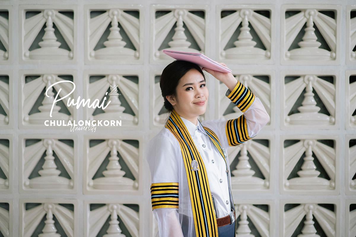 resize chulalongkorn university graduation pu mai minnesnap cover