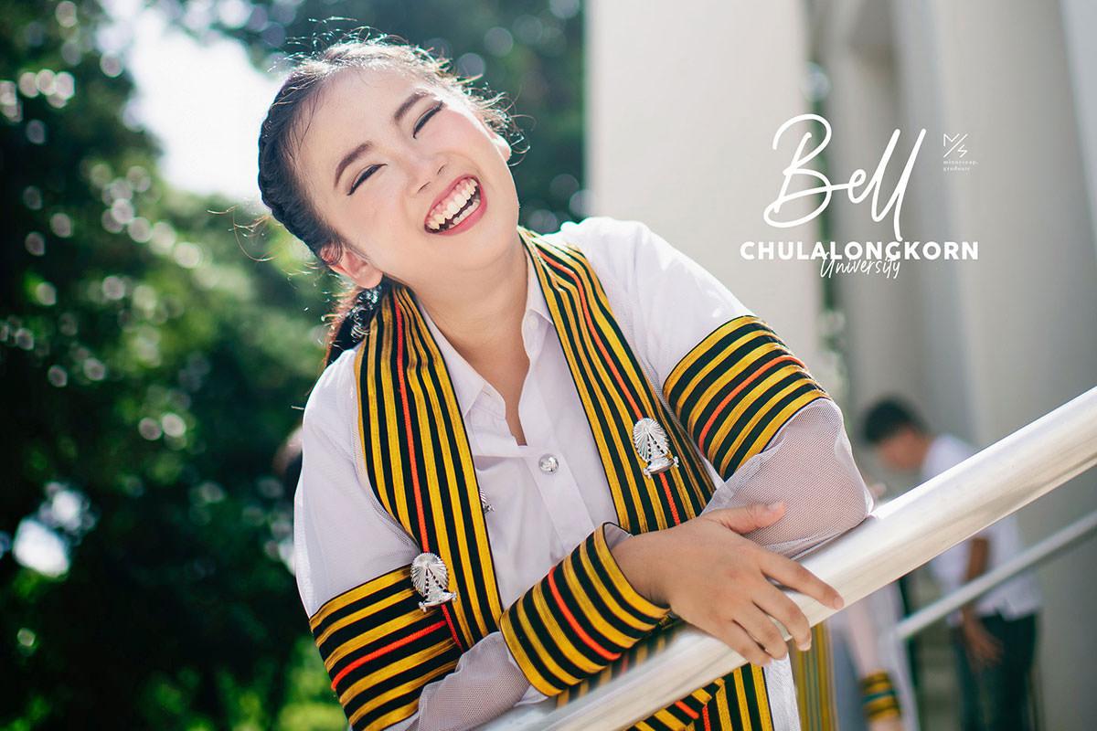 resize chulalongkorn university thailand graduated bell 2020 cover