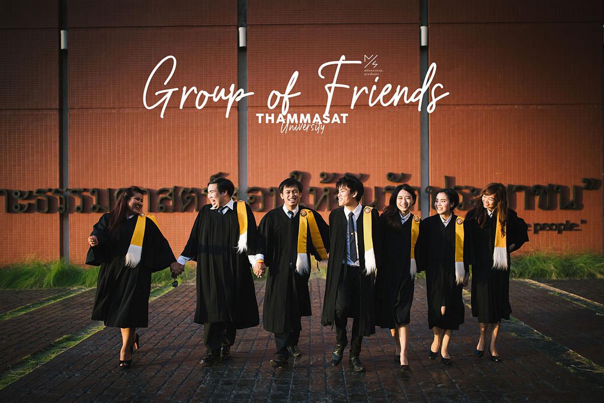 resize thammasat university thailand graduated cover