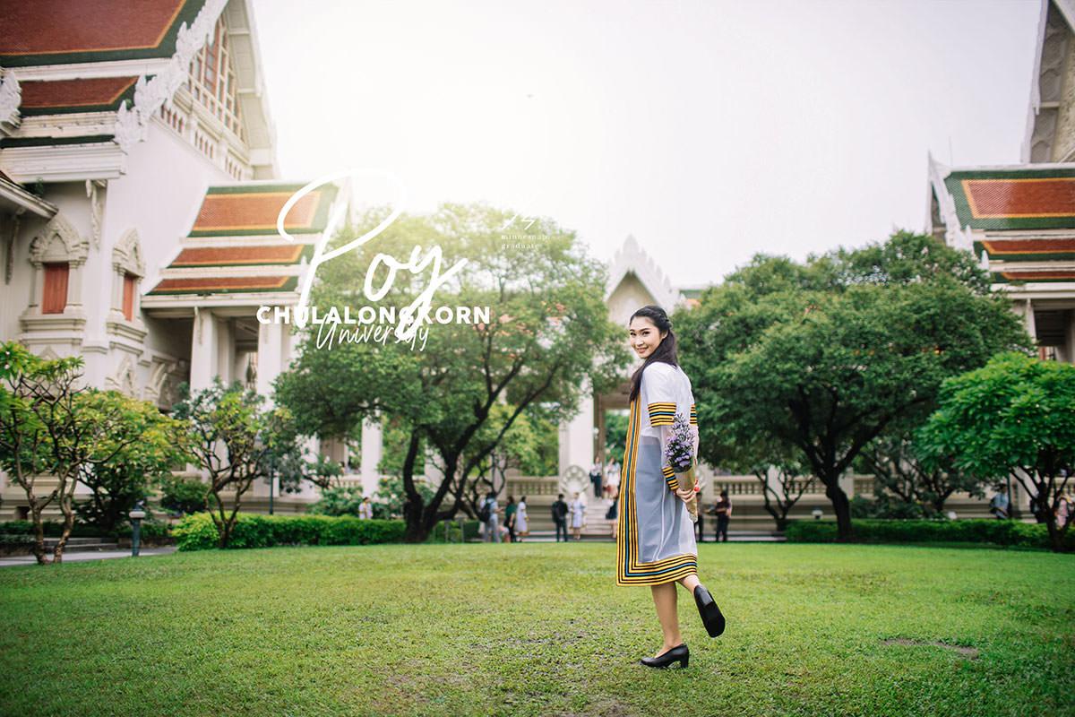chulalongkorn university thailand graduated poy cover medium