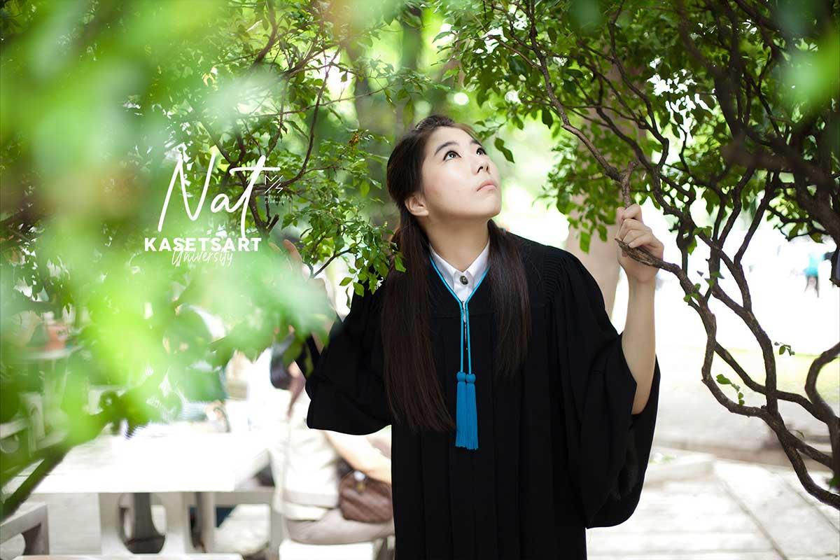 kasetsart university graduation ceremony nat cover