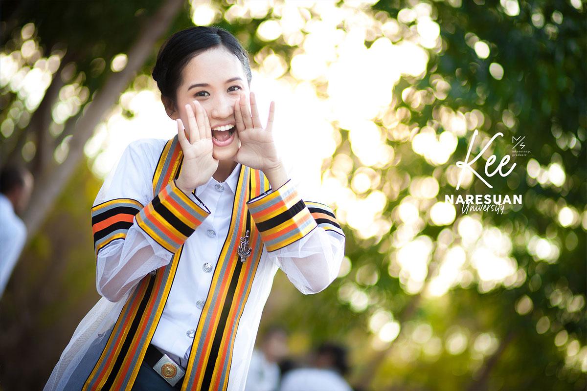 naresuan university graduated kee cover