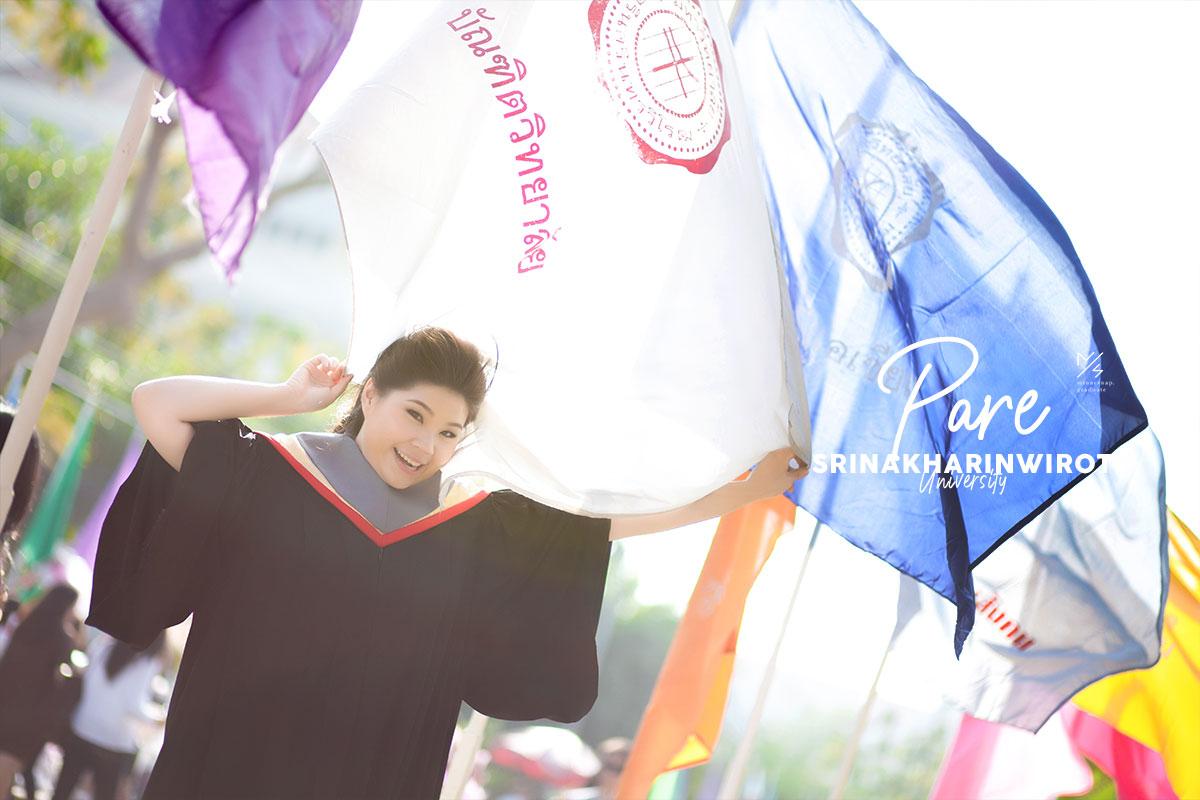 srinakharinwirot university pare cover