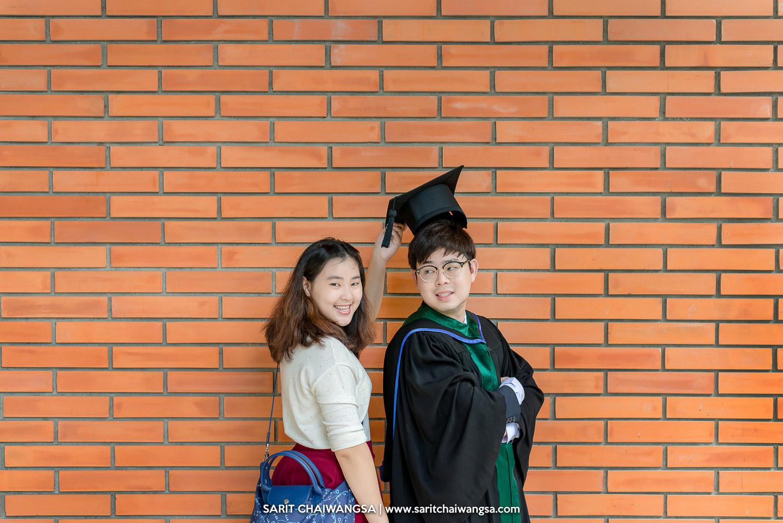 รับปริญญามหิดล บัณฑิตมหิดล น้องบูม Rehearsal Commencement Day Boom Mahidol University
