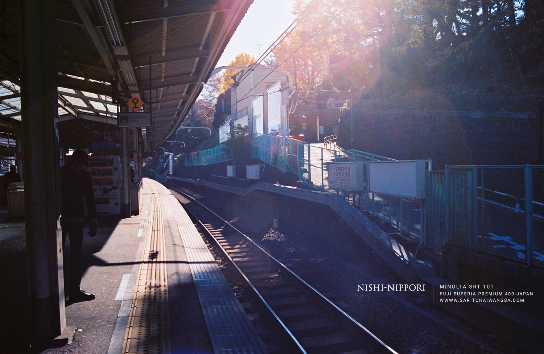 nishi nippori minolta srt101 superia premium 400 01