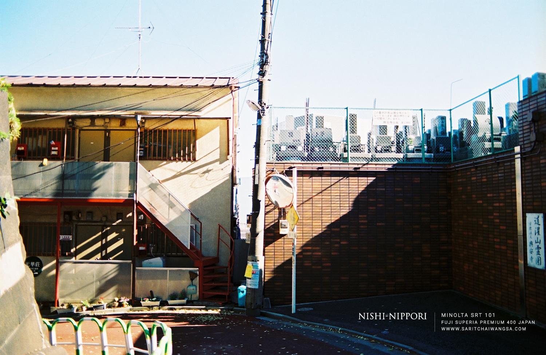 nishi nippori minolta srt101 superia premium 400 06
