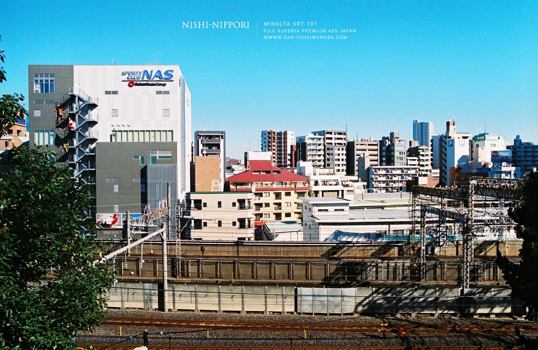 nishi nippori minolta srt101 superia premium 400 11