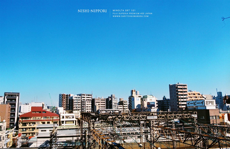 nishi nippori minolta srt101 superia premium 400 16