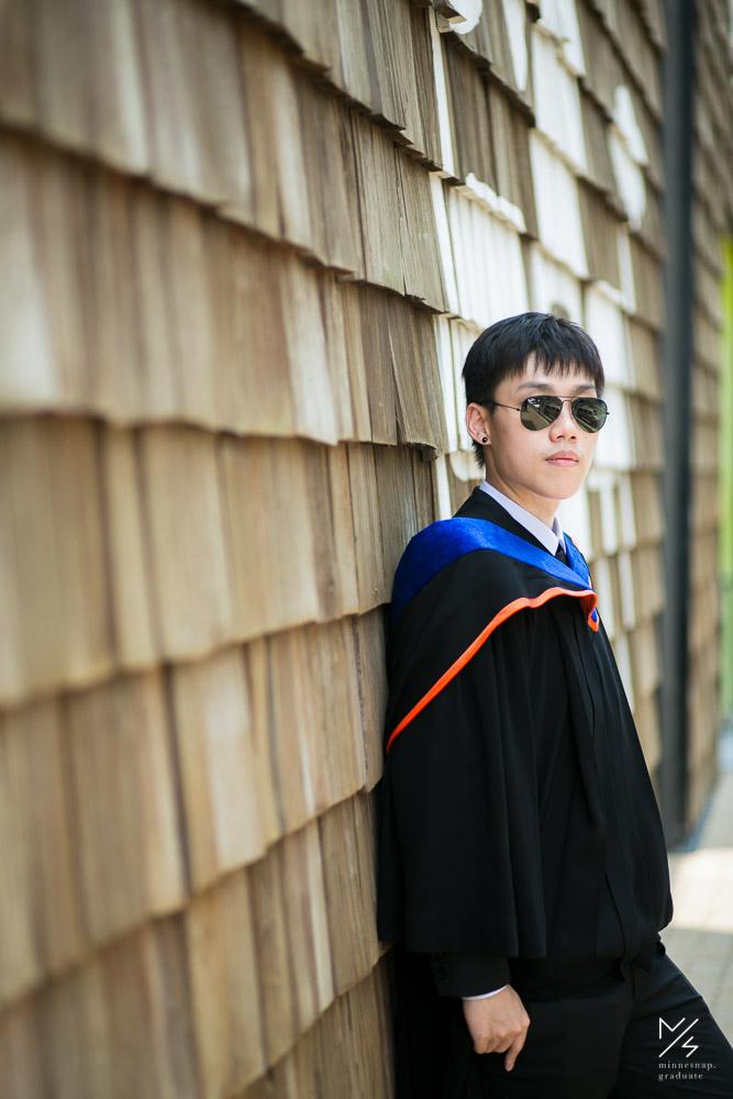 Bangkok university graduation Boom รับปริญญา ม กรุงเทพ