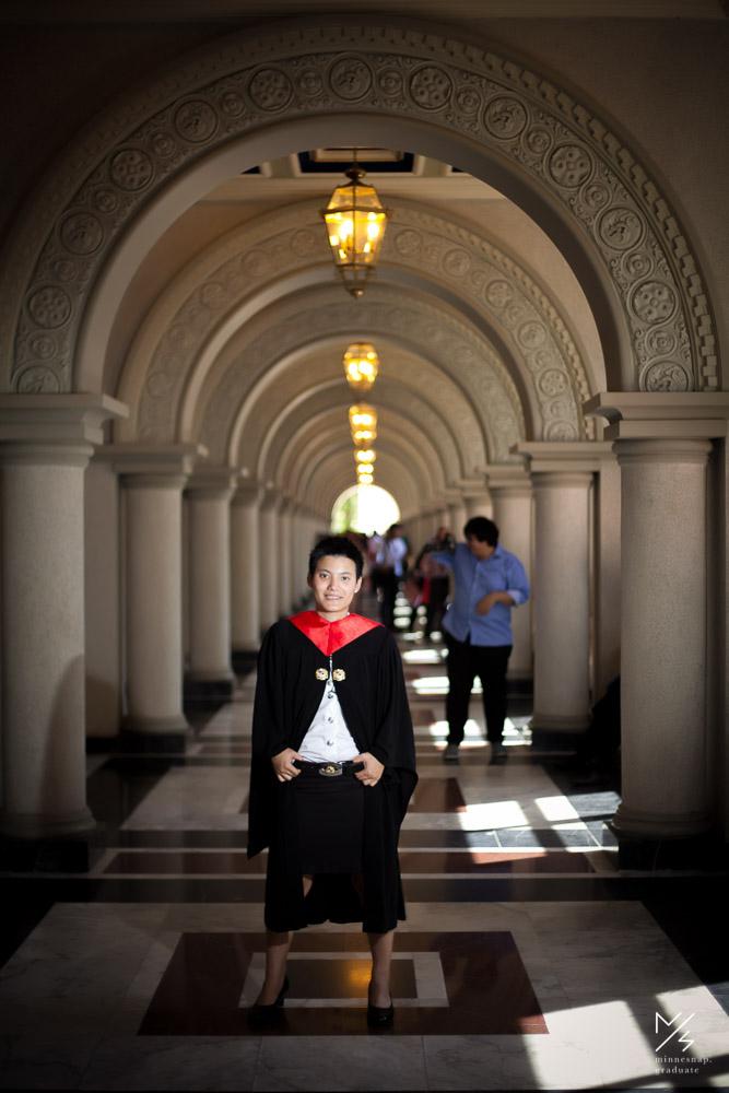 Assumption University Graduation Ae รับปริญญา เอแบค