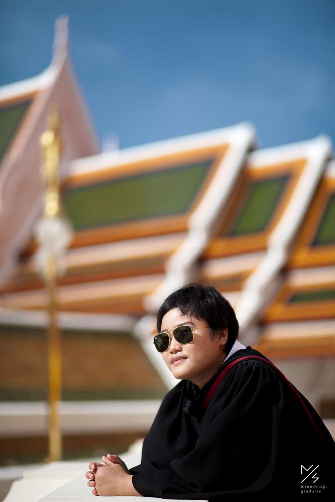 silpakorn university graduation ging 29