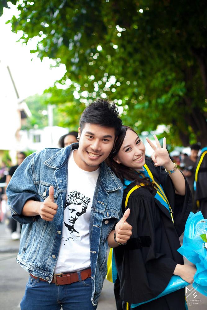 university of the thai chamber of commerce graduation 13