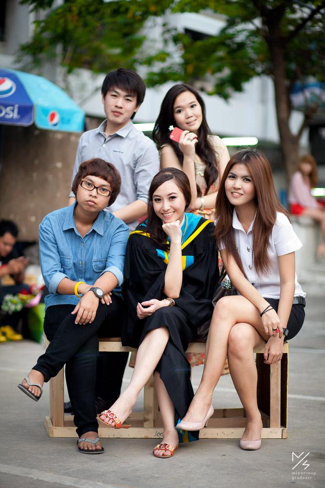 university of the thai chamber of commerce graduation 20