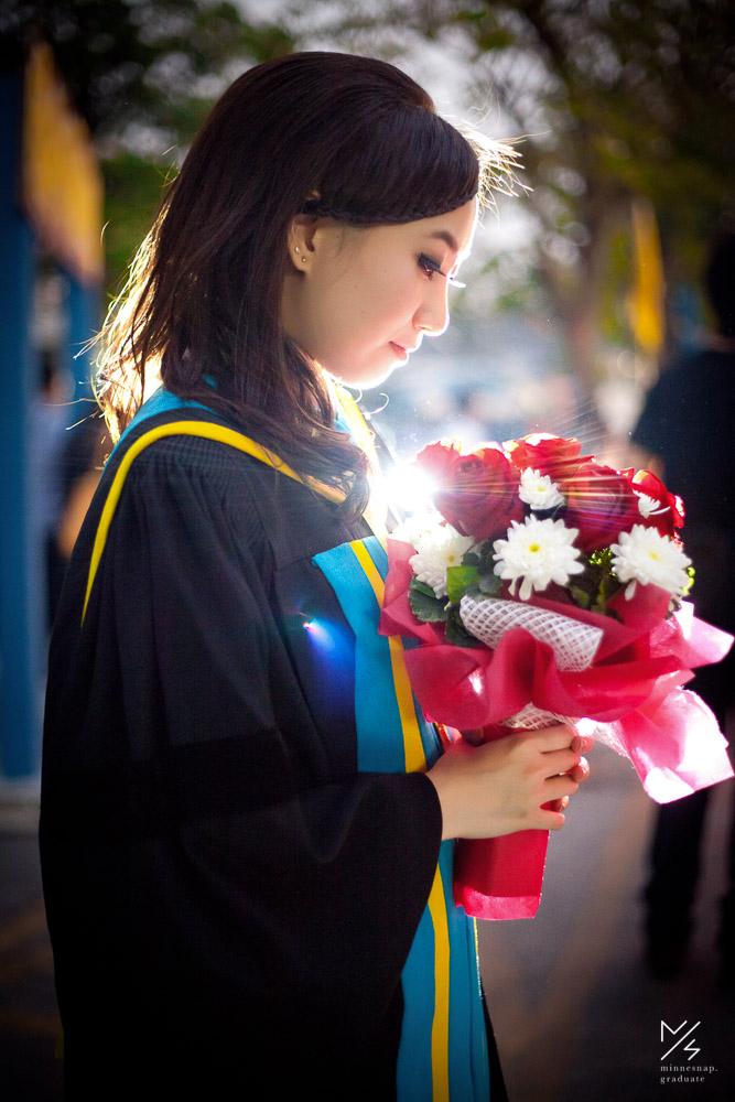 university of the thai chamber of commerce graduation 21