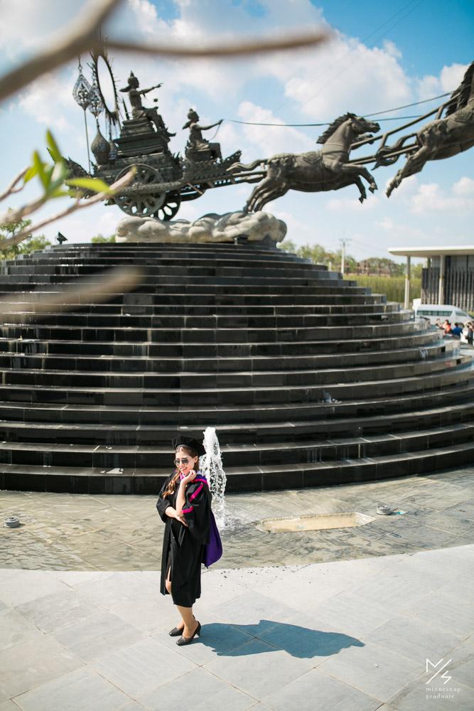 รับ ปริญญา ม รังสิต น้องแอน มหาวิทยาลัยรังสิต Rangsit
