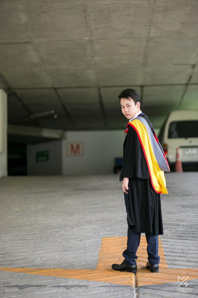 มหาวิทยาลัยศรีนครินทรวิโรฒ ช่างภาพรับปริญญา น้องตี๋ มศว