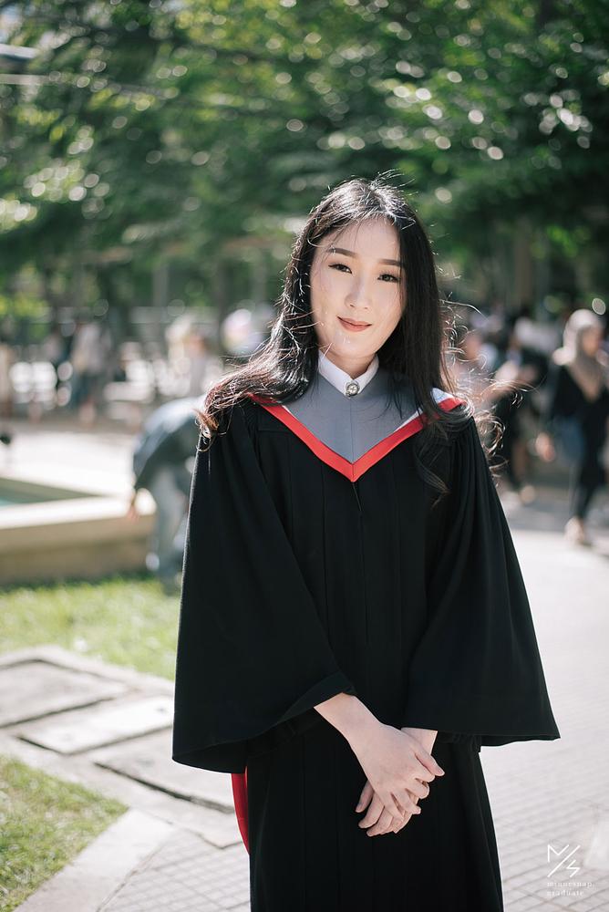 รับปริญญา มศว - Srinakharinwirot University Commencement - น้องออย