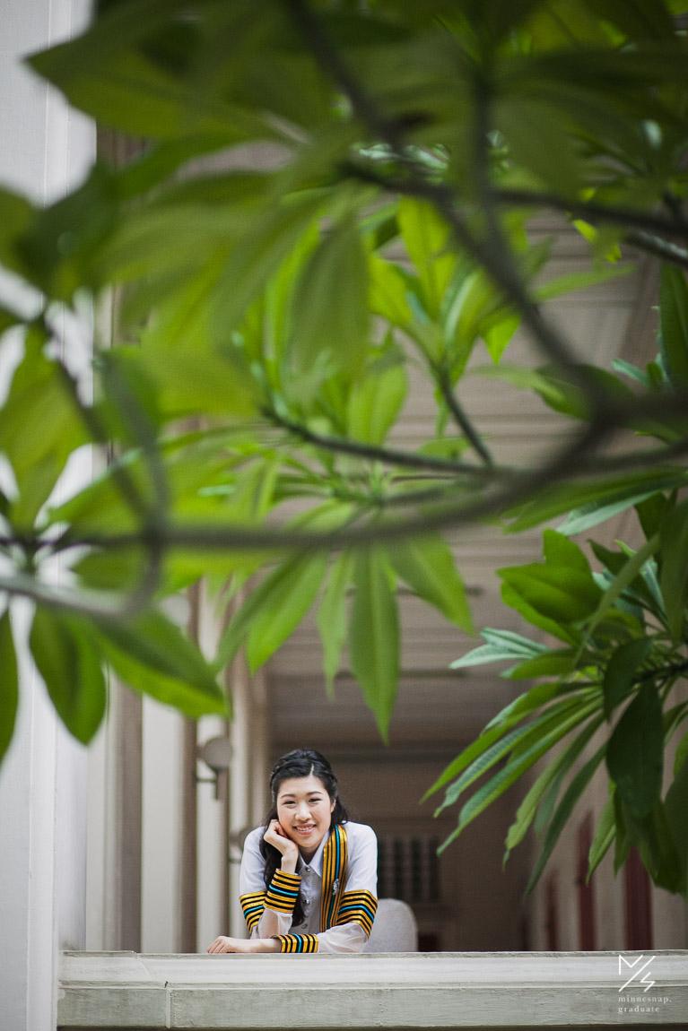 chulalongkorn university thailand graduated mint 17