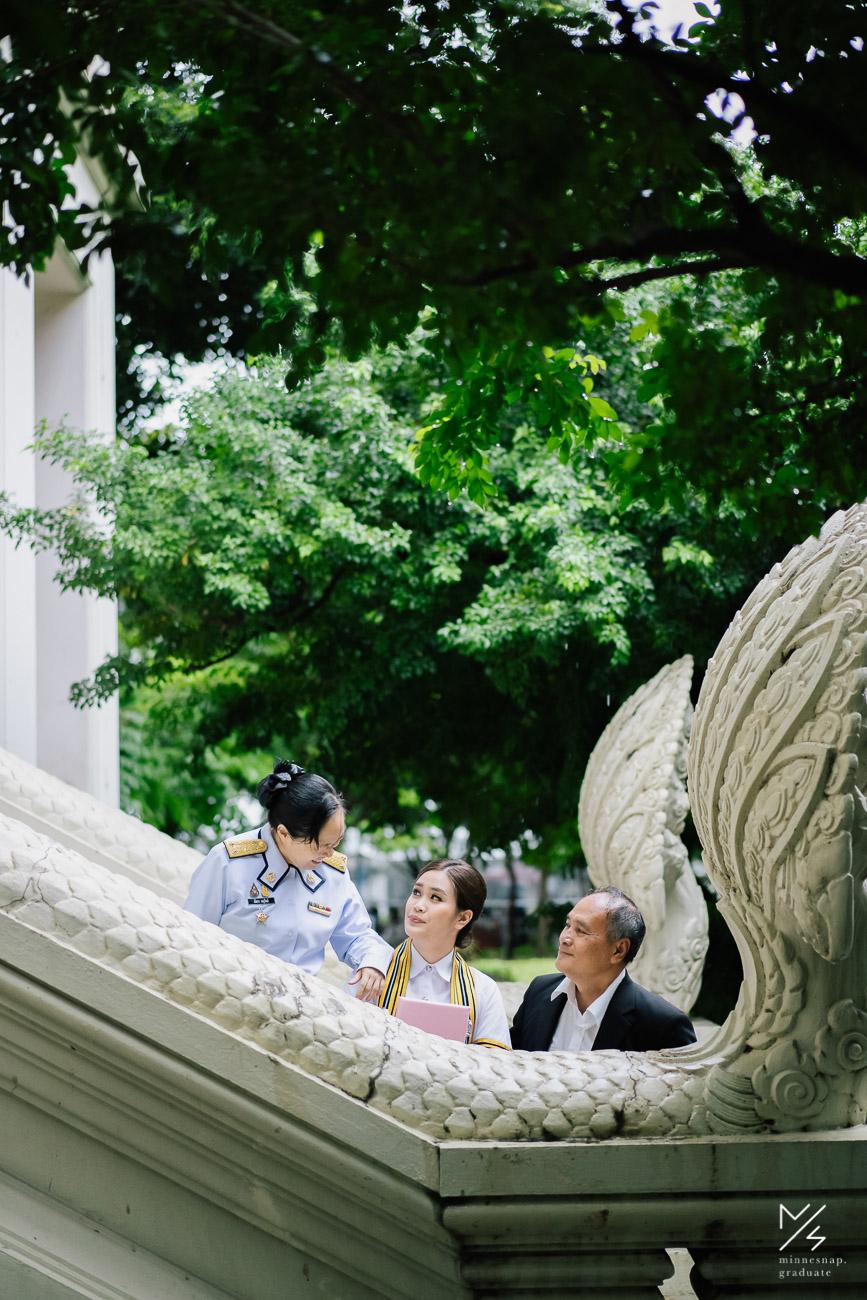 รับปริญญาจุฬาลงกรณ์มหาวิทยาลัย ช่างภาพรับปริญญา น้องพู่ไหม บัณฑิตจุฬา